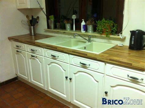 customiser une cuisine en chene peindre une cuisine en chene