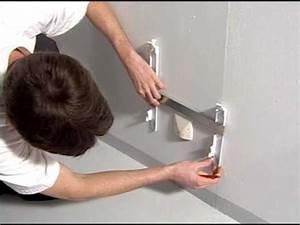 Chaufferette électrique Pour Les Pieds : l 39 installation d 39 un chauffage lectrique youtube ~ Edinachiropracticcenter.com Idées de Décoration
