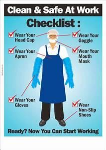 Wear PPE - food processing | bpm.ssop.haccp | Pinterest ...