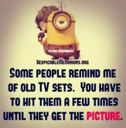 Minion Quotes About Stupid People