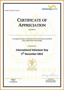 volunteer appreciation certificates free templates - volunteer appreciation certificate template fee schedule