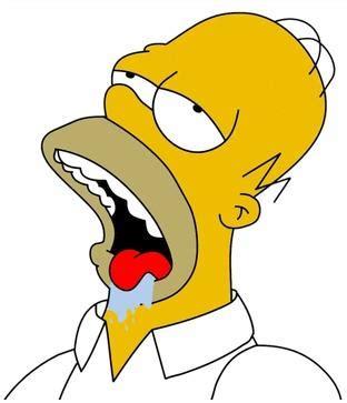 Mouth Watering Meme - homer mmmmm blank template imgflip