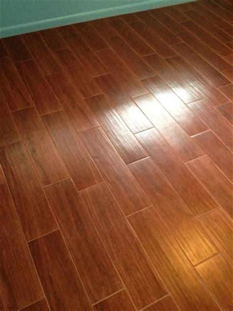 cherry wood tile porcelain plank wood look tile installations ta florida
