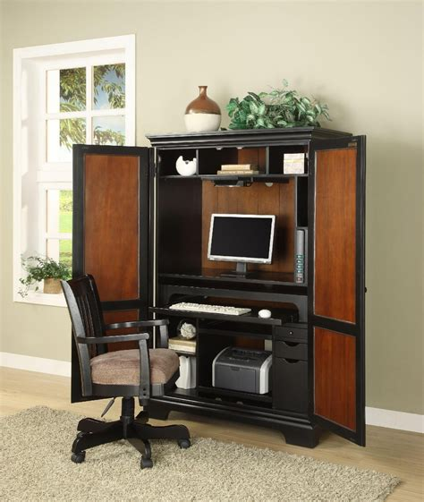 computer armoire furniture  images computer