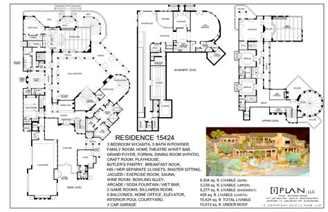 traditional spanish style house plans  interior