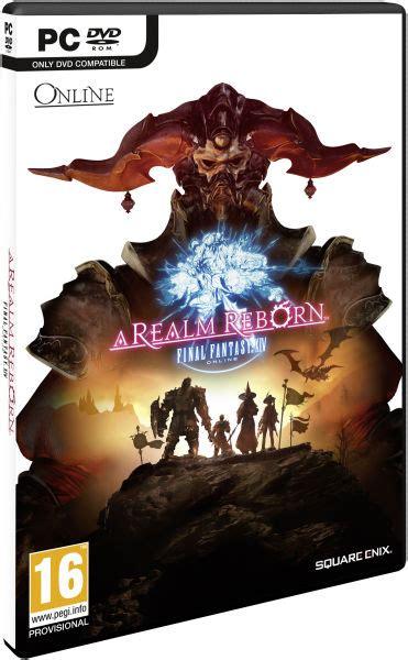 final fantasy xiv  realm reborn pc zavvi