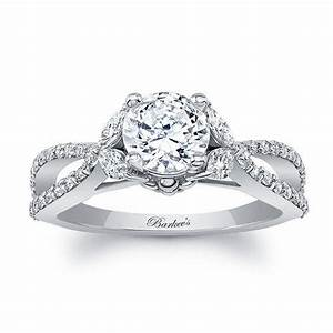 barkev39s white gold engagement ring 8062l barkev39s With best price white gold wedding rings