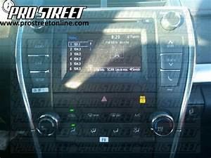 Diagram  2010 Toyota Camry Stereo Wire Diagram Full