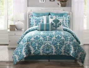9 piece king chateau 100 cotton comforter set