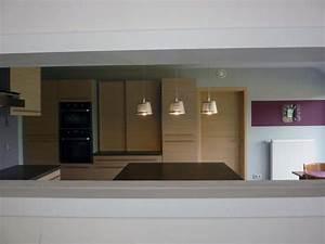 passe plat cuisine salon evtod With passe plat cuisine salon