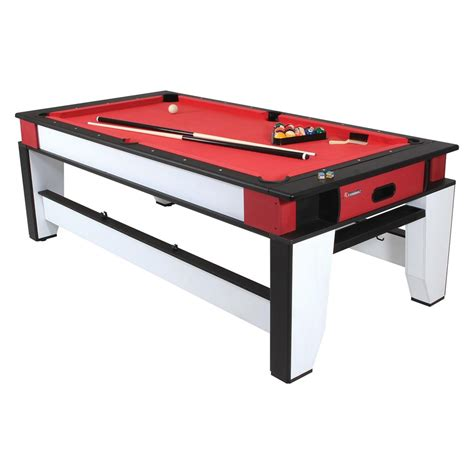 foosball air hockey combo table hockey pool combo table 7 39 flaghouse