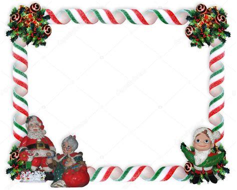 christmas photo frame border stock photo  irisangel