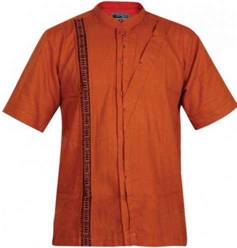 contoh gambar model baju muslim pria terbaru