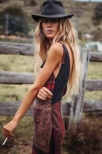 Style Bohème Chic Femme : style hippie chic femme 2016 ~ Preciouscoupons.com Idées de Décoration