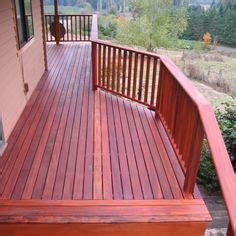 tiger wood decking seattle hardwood decks on decking decks and wood decks