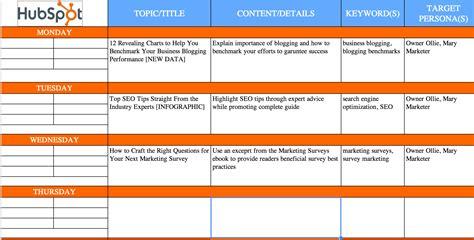 content calendar template the complete guide to choosing a content calendar