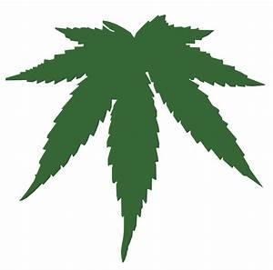 Marijuana Leaf Clip Art - ClipArt Best