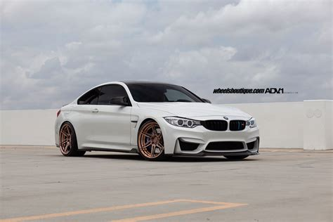 Omg You Killed It Kenny Bmw F82 M4 Adv1 Wheels