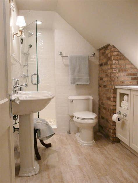 practical bathroom picture of practical attic bathroom design ideas