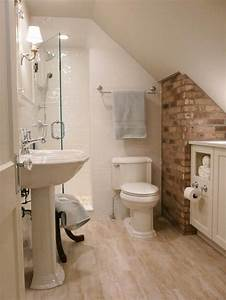 25 best ideas about small attic bathroom on pinterest With small bathroom remodel things consider
