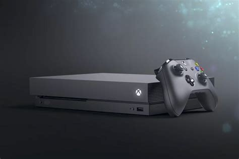 xbox one x pre orders begin demo the machine at best buy this weekend hothardware
