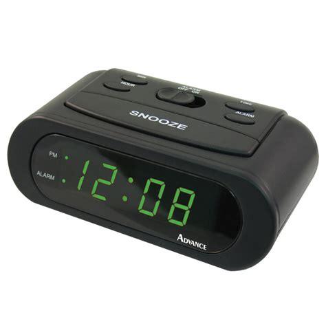 battery powered led light artful voyage alarm clocks