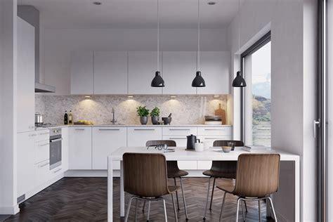 simple  achievable scandinavian apartment designs