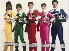 67 best Power Rangers Time Force images on Pinterest