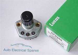 Lucas Spb605 502087 31800 Floor Mounted Foot Operated Dip Switch