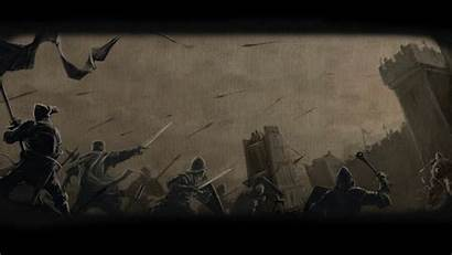 Medieval Background Siege Chivalry Warfare Backgrounds Windows