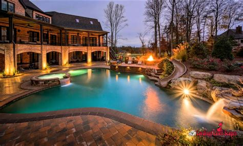Beautiful Pools Patios And Water Features