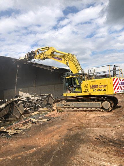 commercial demolition sj walchester