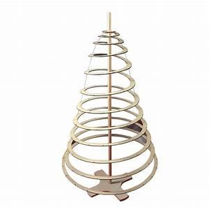 Weihnachtsbaum Aus Holzlatten : spiral weihnachtsbaum aus holz ~ Markanthonyermac.com Haus und Dekorationen