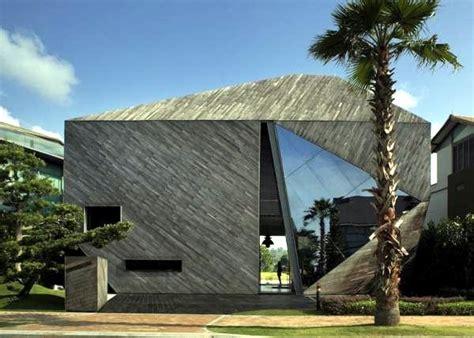 Kitchen Modern Ideas - house design in singapore embodies the modern geometric architecture interior design ideas