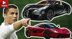 A Rundown Of Cristiano Ronaldo's 10 Most Awesome Cars