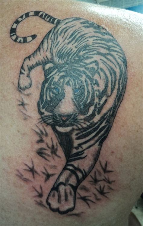 white tiger tattoos designs ideas  meaning tattoos