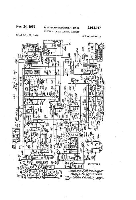 Patent Electric Organ Control Circuit Google