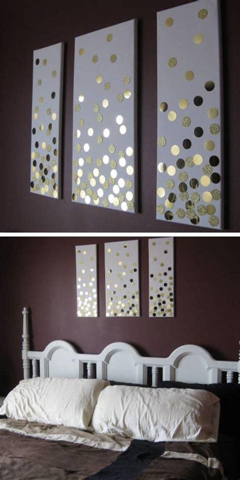 Bedroom Wall Decor Ideas Diy by 35 Creative Diy Wall Ideas For Your Home