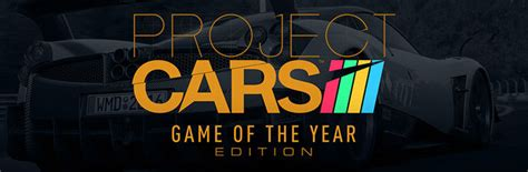 project cars of the year project cars of the year edition for playstation 4 2016 mobygames