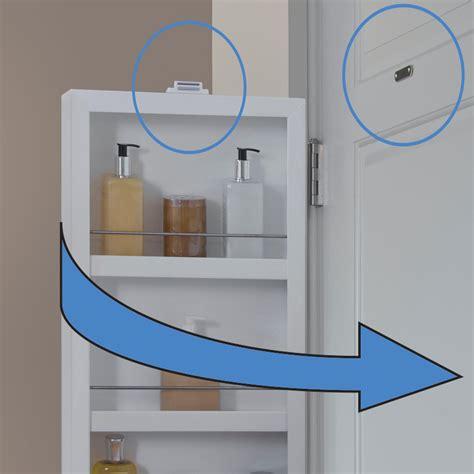 amazon com cabidor mirrored storage cabinet mini home