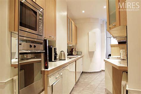 cuisine etroite étroite cuisine c0126 mires