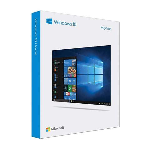 microsoft windows  home  bit creators update box pack