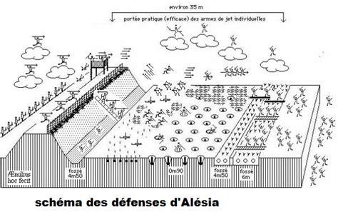 le siege d alesia de l 39 origine jusqu 39 aux capétiens directs