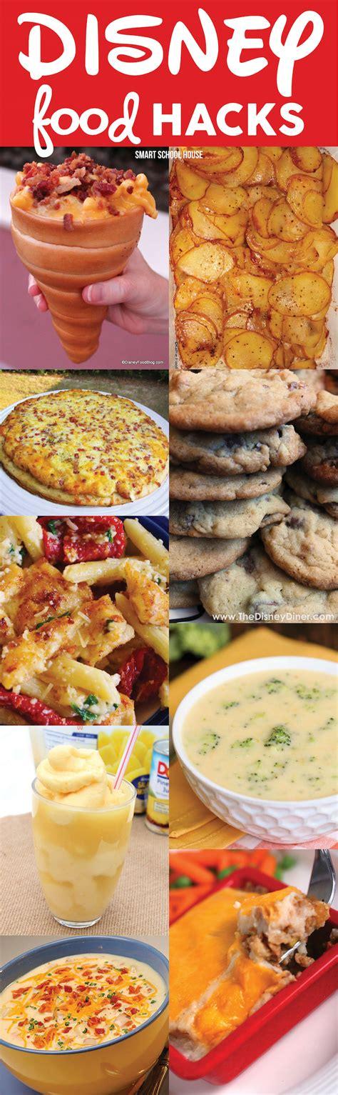 disney cuisine disney food hacks