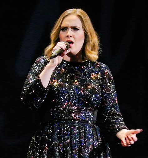 Dlisted Do Not Film Adele During A Concert Unless You