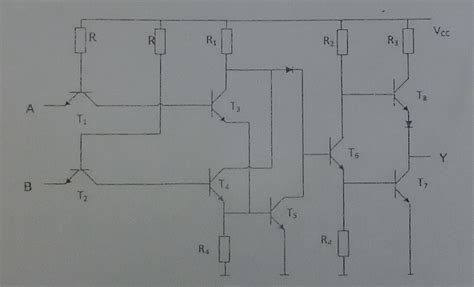 Digital Logic What Function This Circuit