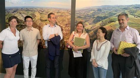 consolato cinese roma delegazione consolato cinese a alla scoperta