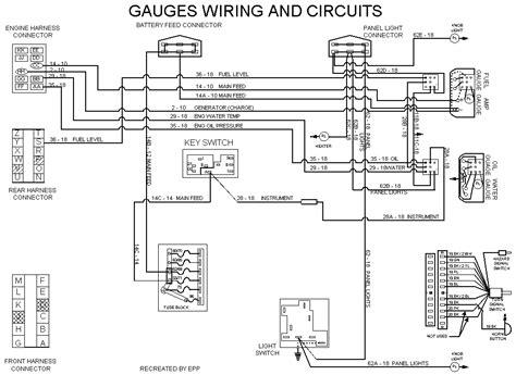 Need Wiring Diagram For Fuel Gauge