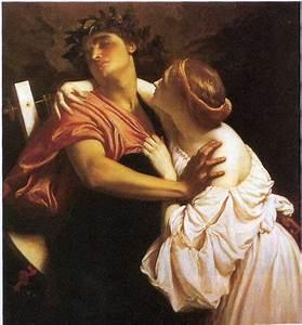 Orpheus and Eurydice, Frederic Leighton