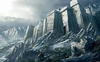 Medieval Desktop Castle Related